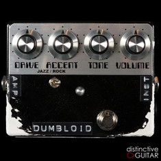 Shin's Music Dumbloid Special Limited Relic'd Edition Black