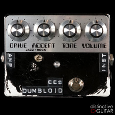 Shin's Music Dumbloid ODS Limited Relic'd Edition Black