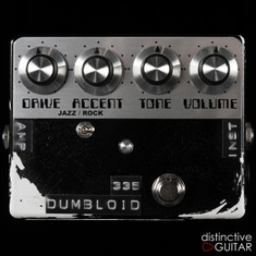 Shin's Music Dumbloid 335 Limited Relic'd Edition Black