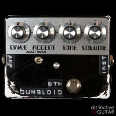 Shin's Music Dumbloid BTM Limited Relic'd Edition Black