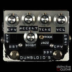Shin's Music Dumbloid 335 Boost Limited Relic'd Edition Black