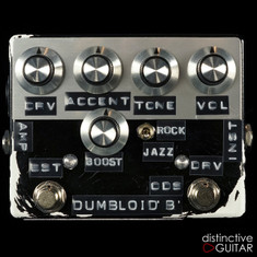 Shin's Music Dumbloid ODS Boost Limited Relic'd Edition Black