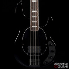 Ernie Ball Music Man Stingray 4H Bass BFR # 28 Hades Black