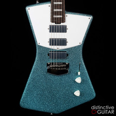 Ernie Ball Music Man St. Vincent Signature BFR #55 Turquoise Crush