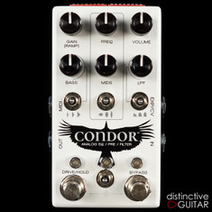 Chase Bliss Audio Condor EQ / Pre / Filter