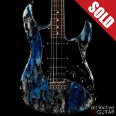 James Tyler Studio Elite HD-P Black & Blue Shmear