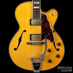 D'Angelico Excel 175 Natural w / Bigsby