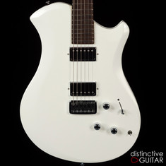 Snow Mary Aluminum Satin White w / Piezo Upgrade