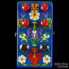 Zvex Vertical Box of Rock NAMM Custom Hand Painted A010