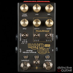 Chase Bliss Audio Warped Vinyl HiFi Analog Chorus / Vibrato