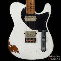 Suhr Classic T Antique Custom Trans White JS1W6H