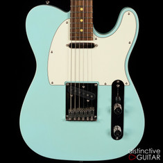 Reverend Pete Anderson Eastsider T Satin Chronic Blue