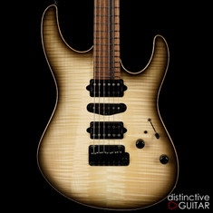 Suhr Modern Custom Natural Black Burst JS2Z9K