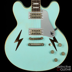 Rock N Roll Relics Lightning Aged Sonic Blue