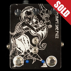 Dwarfcraft SheFuzz Fuzz Custom Etched