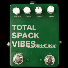 Dwarfcraft Total Spack Vibes (Right Now) Overdrive Custom Etched