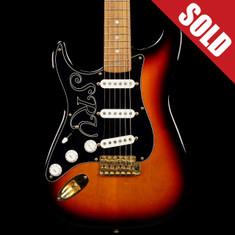 1993 Fender Custom Shop Masterbuilt SRV Lefty