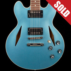 2013 Gibson Custom Shop Benchmark CS-336 Pelham Blue *SOLD*