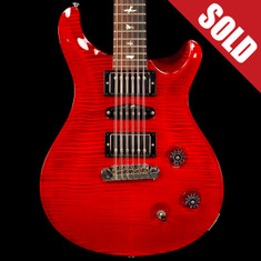 2006 PRS Custom 22 12-String Red Flame
