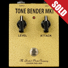 British Pedal Company Player MKI Tone Bender