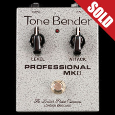 British Pedal Company Player Professional MKII Tone Bender