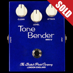 British Pedal Company Player MKV Tone Bender