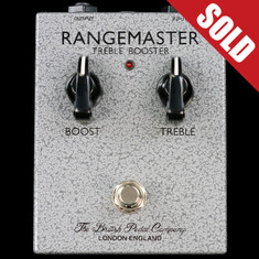 British Pedal Company Player Rangemaster
