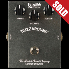 British Pedal Company Player Buzzaround
