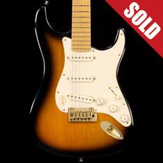 2004 Fender 50th Anniversary Stratocaster Deluxe Sunburst