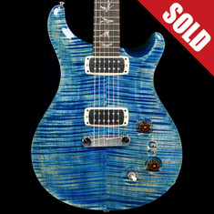 2011 Paul Reed Smith Custom 22 Paul's Guitar Faded Bluejean *SOLD*