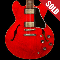2013 Gibson Memphis Custom Shop ES-335 Cherry