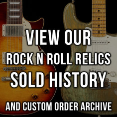 Rock N Roll Relics Sold History & Custom Order Archive