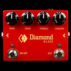 Diamond Blaze Germanium Fuzz Red 1
