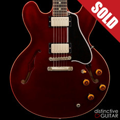 Gibson Historic Makeovers 1959 Reissue ES335 Sparkling Burgundy