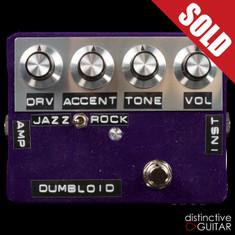 Shin's Music / Dumbloid Special Overdrive Purple Velvet