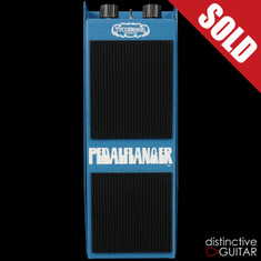 Chicago Iron Tycobrahe Pedalflanger Vintage Flanger Blue