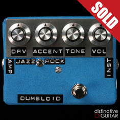 Shin's Music / Dumbloid Special Overdrive Blue Suede