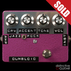 Shin's Music / Dumbloid Special Overdrive Purple Hammer
