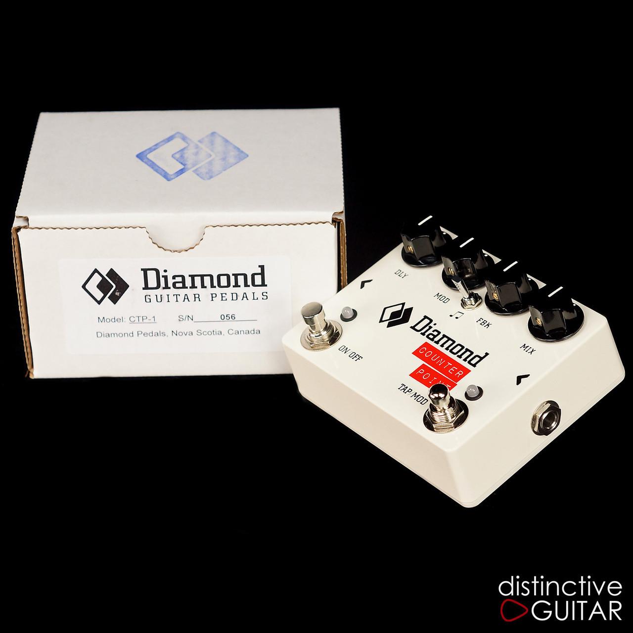 Diamond Counterpoint Tap Tempo Delay 4