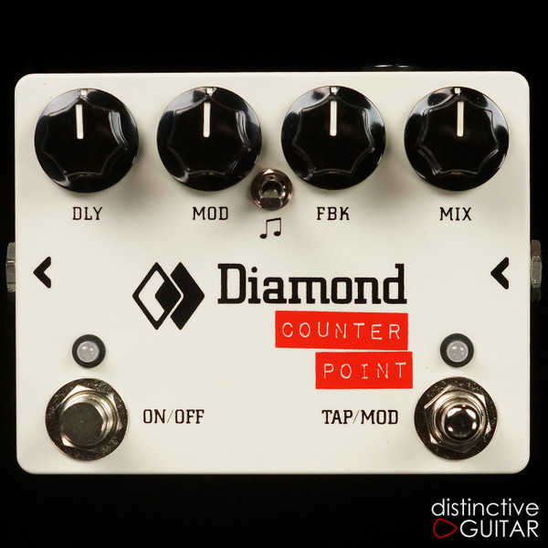Diamond Counterpoint Tap Tempo Delay 1