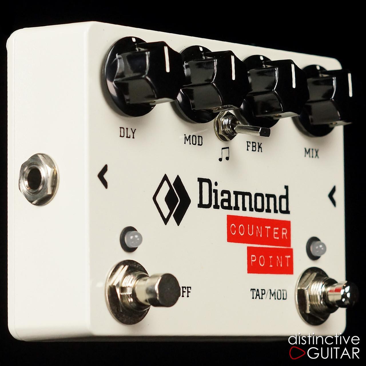 Diamond Counterpoint Tap Tempo Delay 2