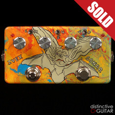 Zvex Custom Painted Sonar Tremolo One-Off A155