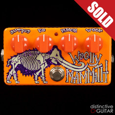 Zvex Custom Painted Woolly Mammoth One-Off R142