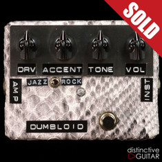 Shin's Music / Dumbloid Special Overdrive Snakeskin