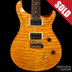 2014 Paul Reed Smith 30th Anniversary Private Stock Custom 24 Vintage Yello
