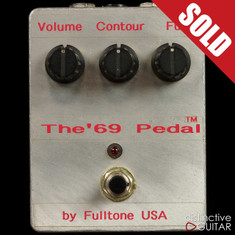 Fulltone The '69 Pedal Vintage Fuzz