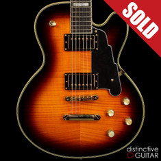 2012 D'Angelico New Yorker EX-SD Vintage Sunburst