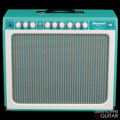 Tone King Imperial MKII Combo Turquoise / Cream