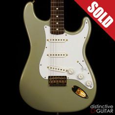 Fender Custom Shop Artist Robert Cray Signature Stratocaster Inca Silver