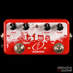 Crazy Tube Circuits Time MKII Red